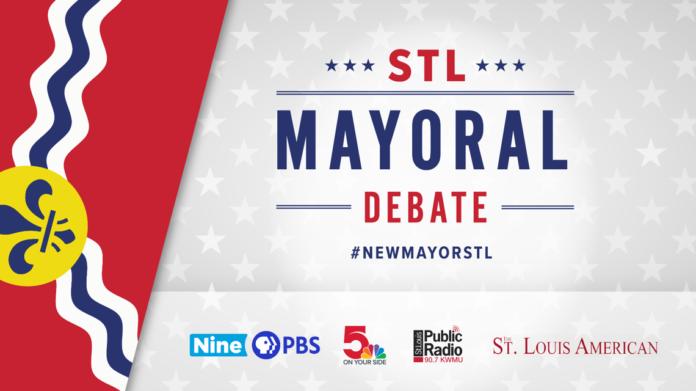 TV, radio, and newspaper media partners to host St. Louis Mayoral Debate