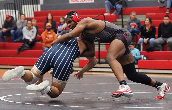 Seven Jays set for Class 4 state wrestling championships